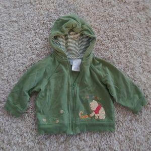 Disney|pooh jacket